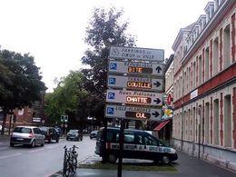 Insolite: des parkings souterrains sulfureux à Lille