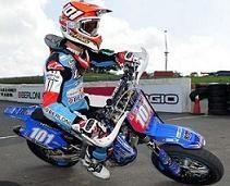 Championnat du monde Supermoto : S 1, Van Den Bosch champion du monde pour 3 points