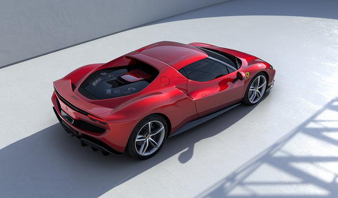 """Pour le patron de Ferrari, le bannissement du moteur à combustion est """"bienvenu"""""""