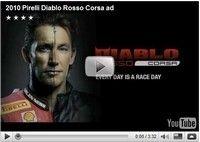 Pirelli Diablo Rosso Corsa en vidéo.