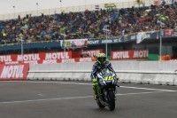 MotoGP - Assen Rossi : troisième abandon de la saison
