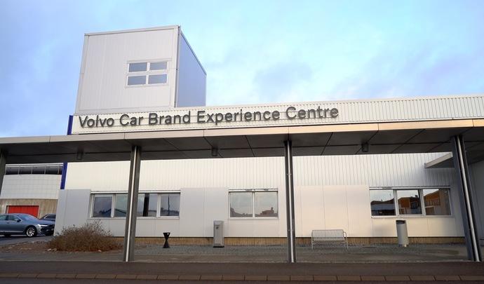 Découverte vidéo du Volvo Brand Experience Center : la vitrine du constructeur