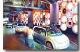 L'Atelier Renault met en avant les concept-cars