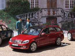 Miniature : 1/43ème - MERCEDES Classe C break