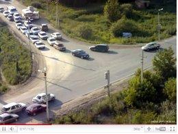 [vidéo] Comment éviter les bouchons en Russie ? Prenez le bus