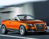 Audi Cross Cabriolet Quattro concept: en attendant le Q5