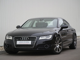 Audi A7 MTM 3.0l TDI : 300 ch nourris au gazole
