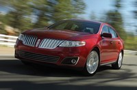 Salon de Los Angeles : Lincoln MKS