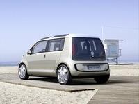 Salon de Los Angeles : Volkswagen Space Up! Blue Concept