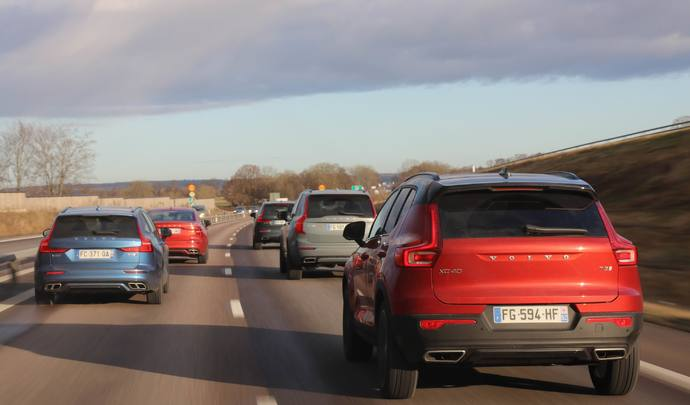 Road trip Caradisiac en Volvo - Jour 2 : la traversée du Danemark jusqu'à Copenhague (vidéo)