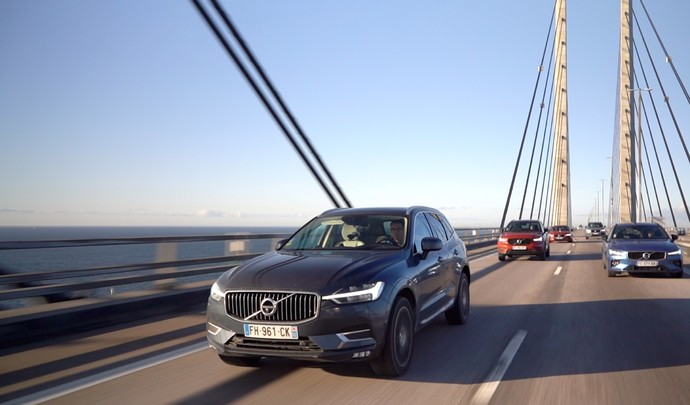 Road trip Caradisiac en Volvo - Jour 3 : enfin, la Suède !