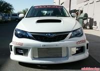 Subaru WRX Vivid Racing