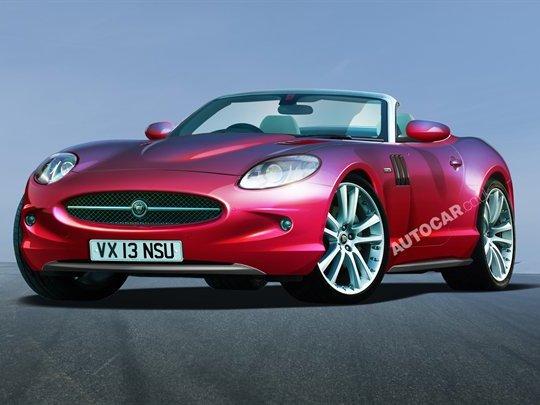 Salon de Francfort 2011 - Verra-t-on un concept Jaguar XE ?