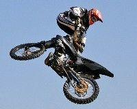 Bientôt des figures inédites en moto cross