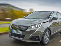 Peugeot prépare un 6008