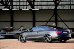 Audi A5 Matte black Avus Performance