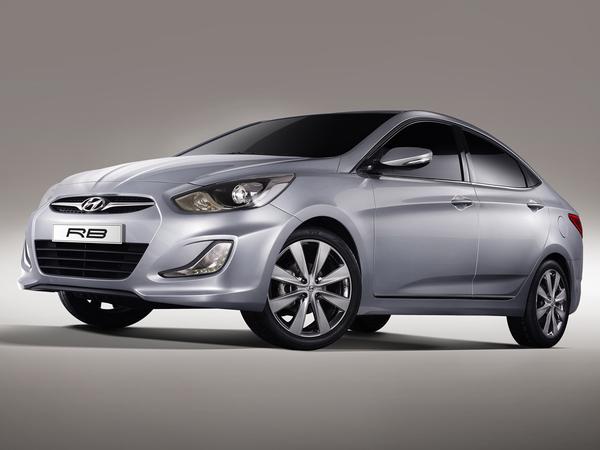 Salon de Moscou : Hyundai RB Concept, accents d'Accent