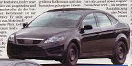 Future Ford Mondeo : digne fille de Iosis ?