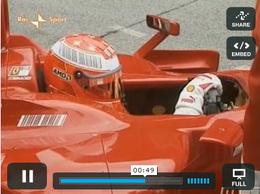 Essais F1 Barcelone: le retour de Michaël Schumacher en vidéos