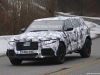 Surprise : le SUV Jaguar sort habillé en Range Rover