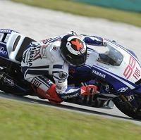 Moto GP - Malaisie D.2: Lorenzo croit plus au titre qu'à la victoire