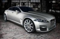 Future Jaguar XJ by Auto Express