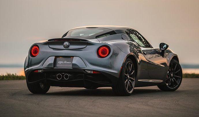 Alfa Romeo : vers la fin de la 4C Coupé ?