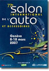 """Salon de Genève 2007 : un LUV très """"high teck"""" !"""