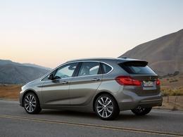 BMW : la Série 2 Active Tourer, échec annoncé aux Etats-Unis ?