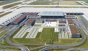 Volkswagen : les voitures non conformes stockées dans le futur aéroport de Berlin