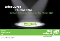 Salon de Genève : le gaz naturel carburant aura le vent en poupe