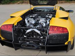 Lamborghini Murcielago LP670-4 par Underground Racing : ça fait mal