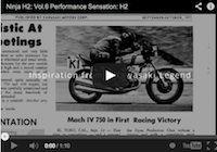 Kawasaki Ninja H2 volume 6: Performance Sensation H2 (vidéo)