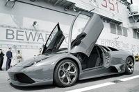 Un avion de chasse dans son élément : Lamborghini Murcielago LP 640