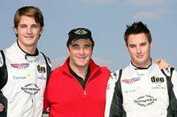 Les frères Mansell en Champ Car Atlantic