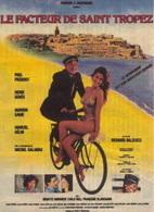Humour : le premier facteur écolo à St Tropez