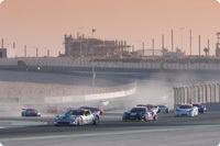 FIA GT3: Vannelet et Moser sacrés à Dubaï sur leur Ferrari