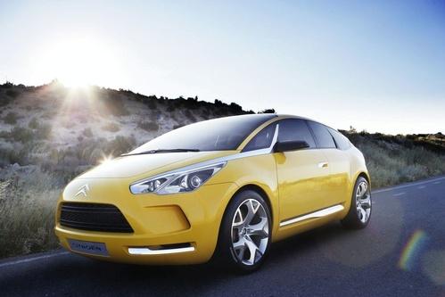 Future Citroën DS5: hybride et intégrale en 2011