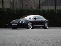 Bentley Continental GT by Project Kahn : quelle classe !