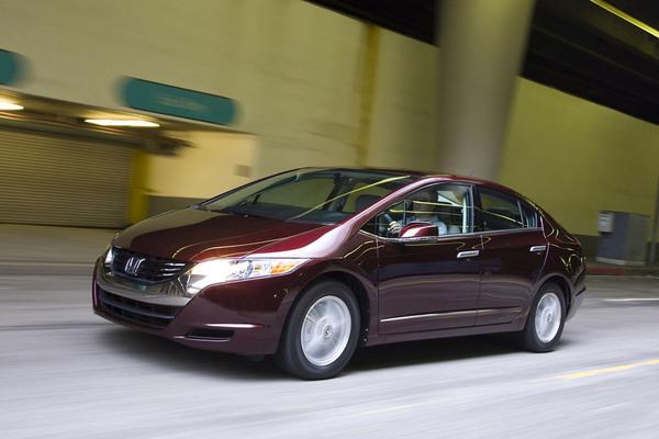 L.A Autoshow : Honda FCX Clarity : Honda l'a dit, Honda le fait