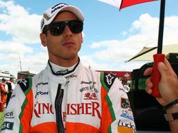 F1 - Où sera Adrian Sutil la saison prochaine ?