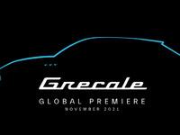 Maserati confirme l'arrivée du Grecale en novembre
