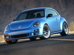 SEMA Show 2012 : VW présente 5 Coccinelle