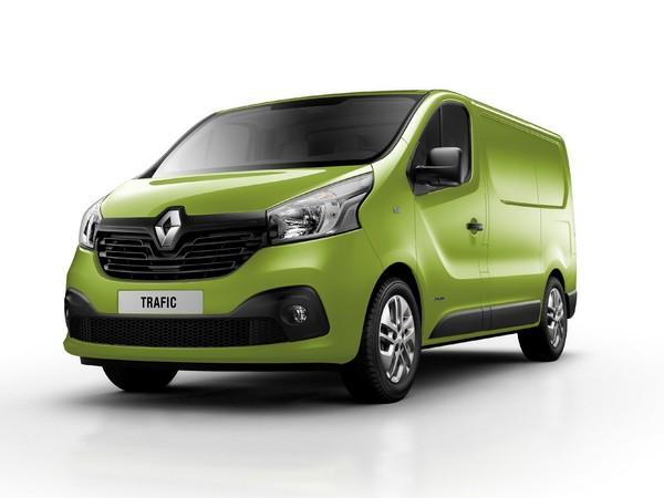 Le Nouveau Renault Trafic est là