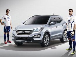 Kaka et Casillas, ambassadeurs de Hyundai pour la coupe du monde 2014