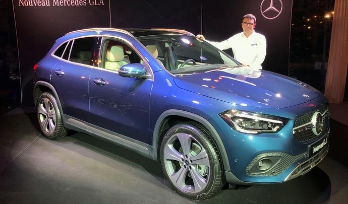 Présentation vidéo - Mercedes GLA 2020 : la montée en gamme