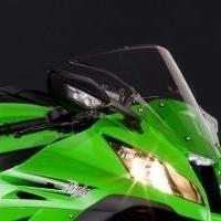 Sportive - Kawasaki: La nouvelle ZX-10R c'est un rapport de 99:1