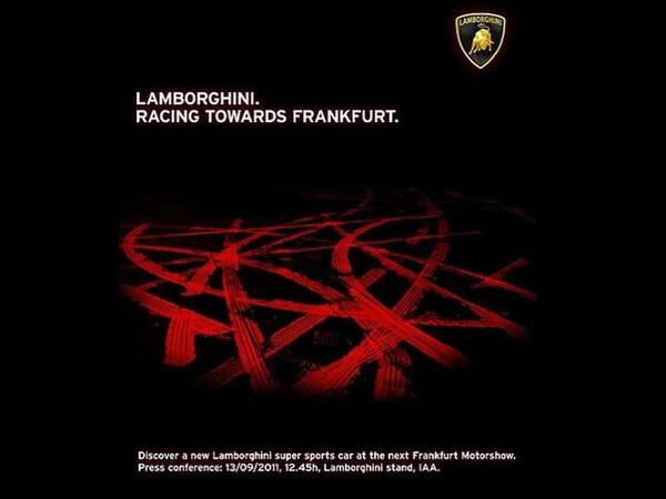 Salon de Francfort 2011 - Lamborghini donne rendez-vous