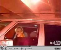 Paris Hilton et son Range Rover... ne restez pas derrière !