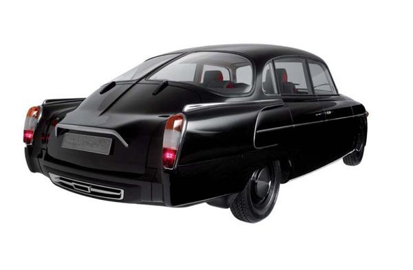 L.A Autoshow : Tatra 603-Faurecia Premium Attitude